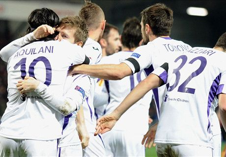 Fiorentina through as group winners