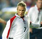VIDEO: Kardec evokes Beckham's horror pen