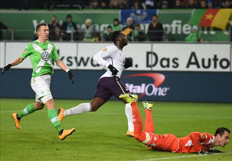 Match Report: Wolfsburg 0-2 Everton