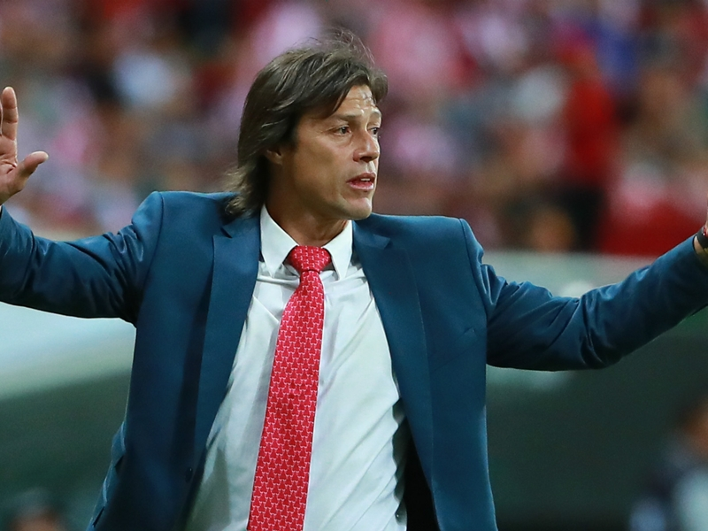 Almeyda hired as new Earthquakes head coach
