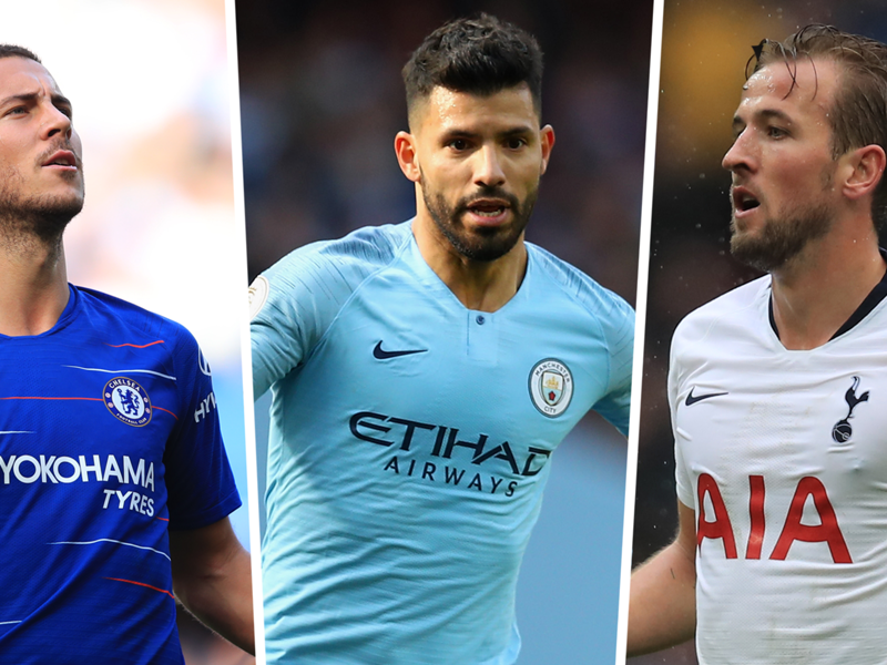 Premier League top scorers 2018-19: Aguero, Sterling