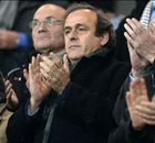 Dejá tranquilo al fútbol, Platini