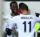 Lukaku & Mirallas seal top spot
