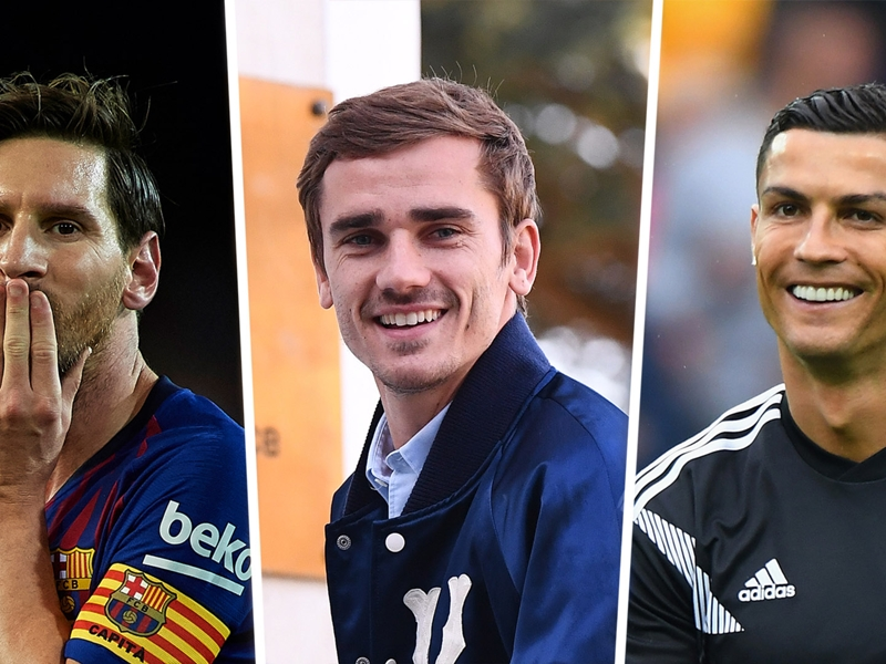 Griezmann: Why Ballon d'Or should snub Messi, Ronaldo & Modric for France star