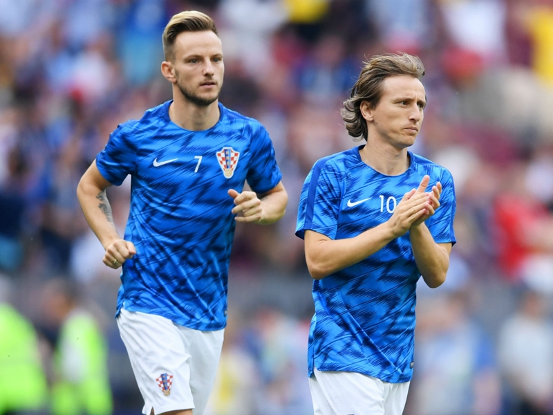 Barkley: England have the talent to match Croatia's Modric and Rakitic
