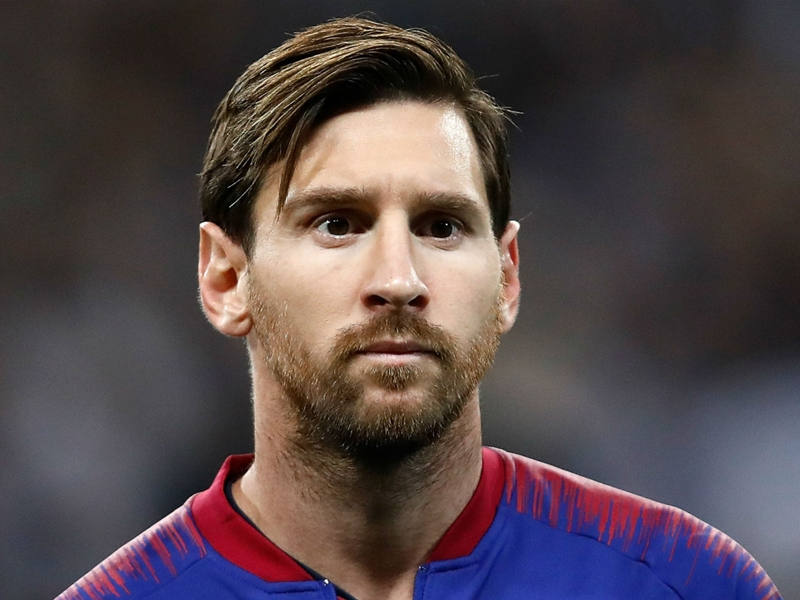 The greatest show on earth? Messi teases Cirque du Soleil partnership