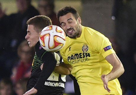 LIVE: Villarreal 1-0 Monchengladbach