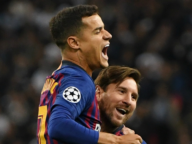 'I want to beat Argentina whether Messi is playing or not' - Coutinho can't wait for South American derby