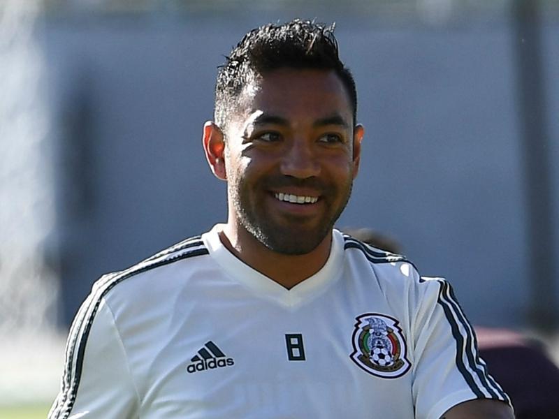 Union sign Mexico international Fabian as designated player