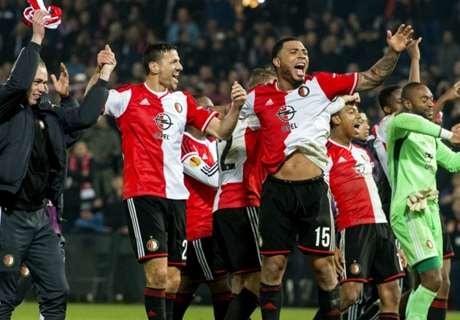 REVIEW: Pesta Gol Ajax & Feyenoord