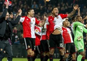 Una victoria que deja al Feyenoord a las puertas de las eliminatorias