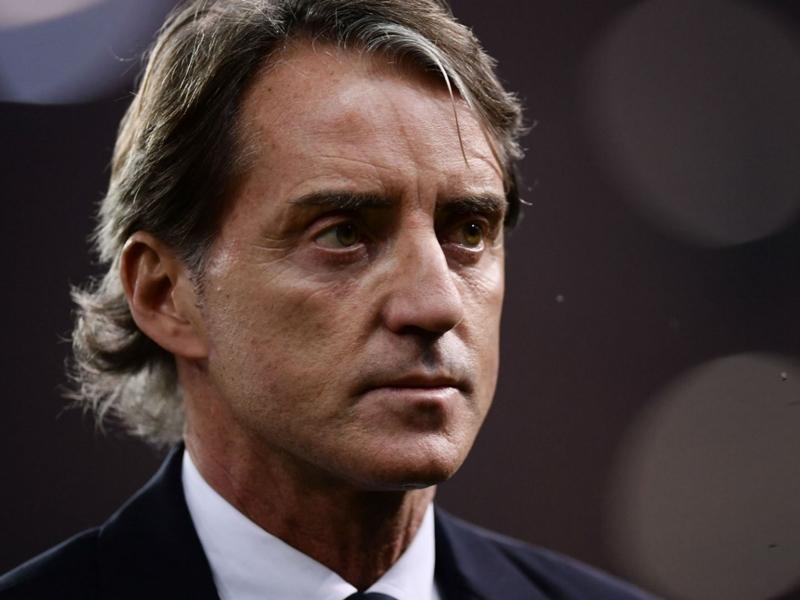 مانشيني يفتح الباب لضم الشعرواي لمنتخب إيطاليا مجددًا