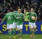 Les meilleures photos de la soirée française en Ligue Europa