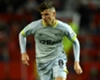 Mason Mount in action for Derby County