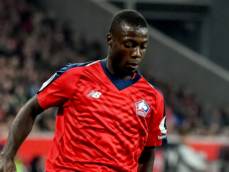Video: Nicolas Pépé, the Neymar of Lille