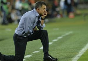 Juan Carlos Osorio el nuevo gran ídolo de la afición de Nacional tras cosechar 6 títulos locales y tenerlos cerca de la gloria internacional