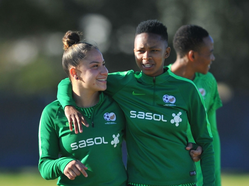 EXTRA TIME: Watch Cape Town's support for Banyana Banyana