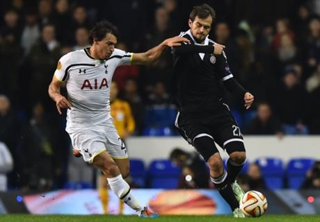 Laporan: Tottenham 1-0 Partizan