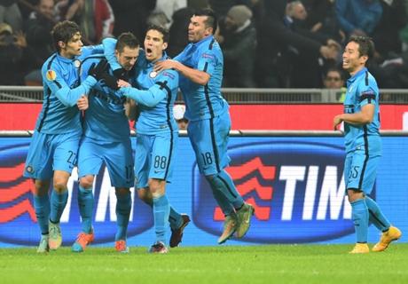UEL: Inter de Milão 2 x 1 Dnipro