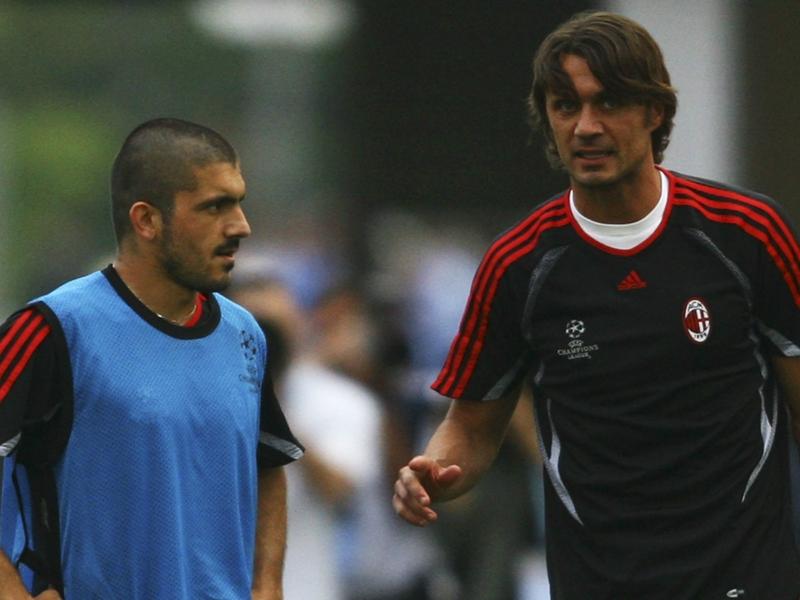 Maldini: 'Calm' Gattuso has Milan's confidence