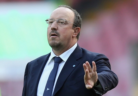 Benitez blames pitch for 0-0 stalemate
