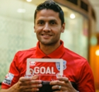 Player of the Month: Marcelo Carrusca