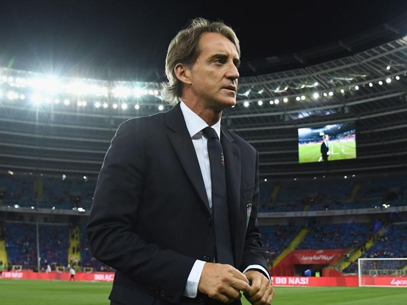 "Italie, Roberto Mancini : ""Je ne suis pas un magicien"""