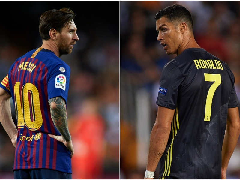 The Messi and Ronaldo era is phenomenal – Guardiola