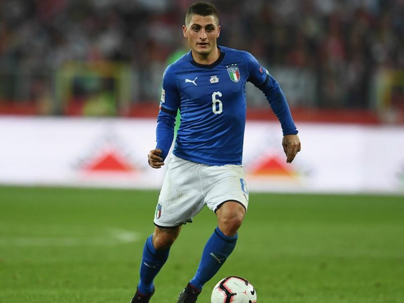 Italie, Marco Verratti compare ses difficultés en sélection à celles de Lionel Messi