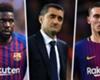 Barcelona, Vermaelen'in sakatlığıyla sarsıldı