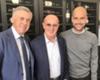 Ancelotti, Sacchi ve Guardiola İtalya'da buluştu