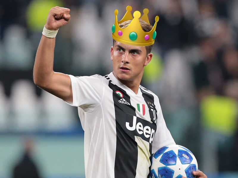 Paulo Dybala: The human heir to Ronaldo & Messi's extraterrestrial throne