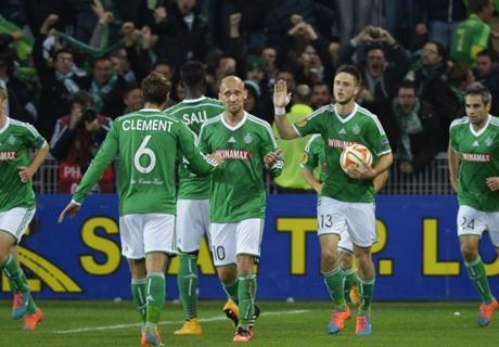 REVIEW Grup E & F Liga Europa