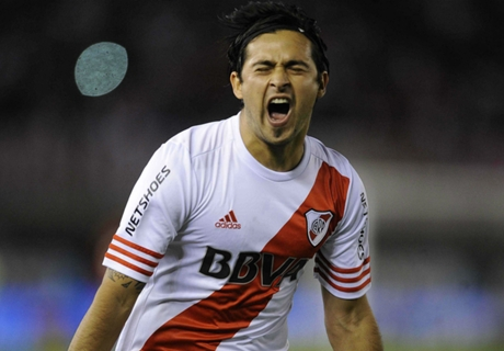 Boca beaten by River