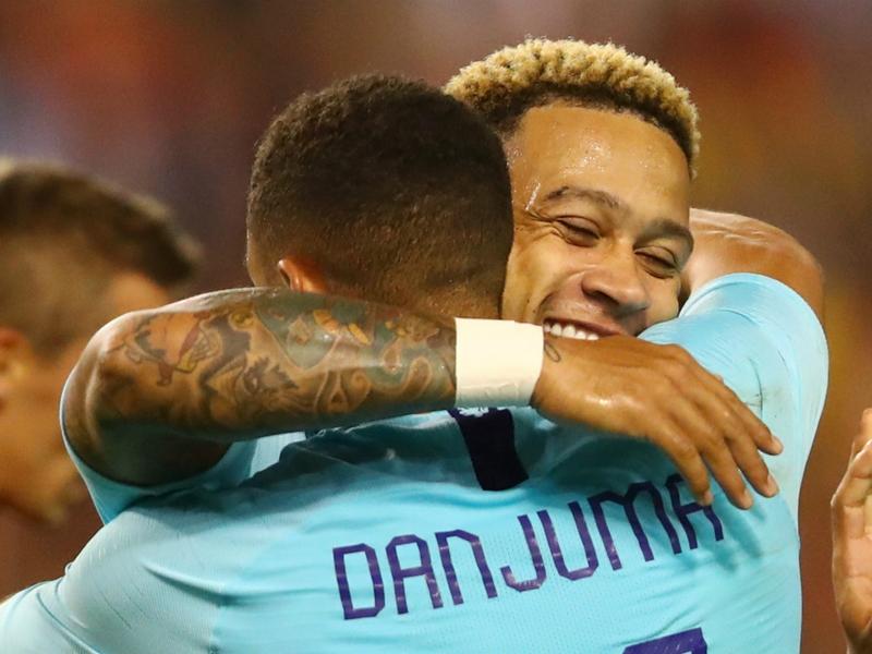 """Pays-Bas, Ronald Koeman excité par la transformation de Memphis Depay : """"Il devient un top joueur"""""""