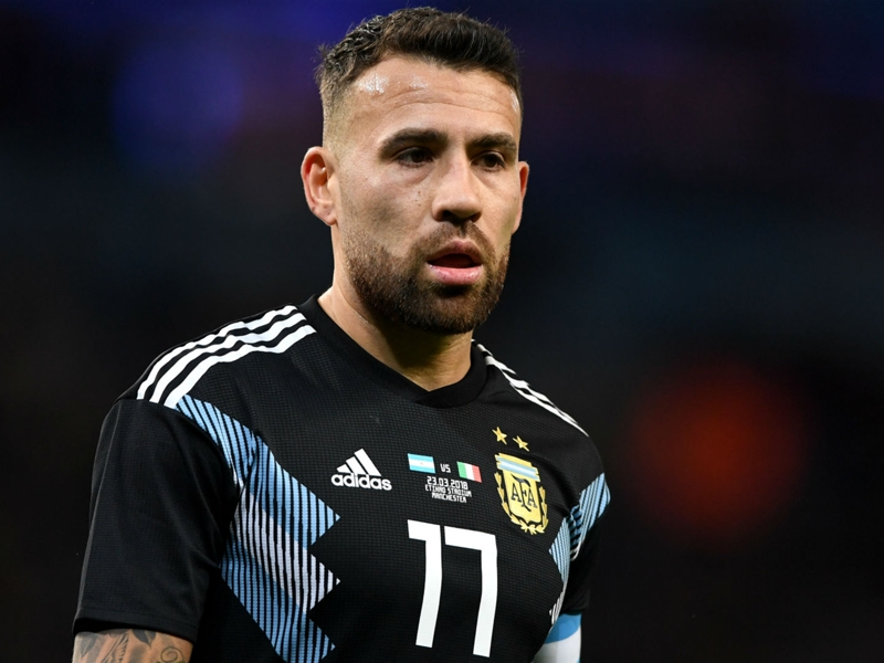 Otamendi among trio out of Argentina squad for Mexico double-header