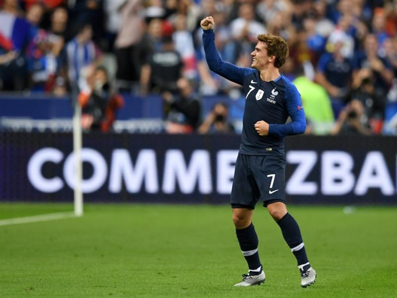 France-Allemagne (2-1) - Antoine Griezmann, le couteau suisse récompensé