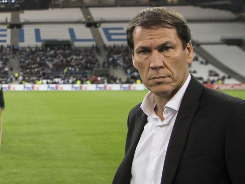 """VIDÉO - Marseille, Rudi Garcia : """"Être aussi vicieux que nos adversaires, mais on est fair-play"""""""