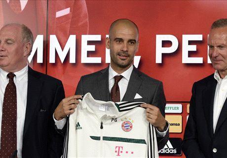 'Bayern want to emulate Barcelona'