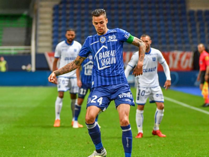 ENTRETIEN - Jimmy Giraudon (Troyes) :