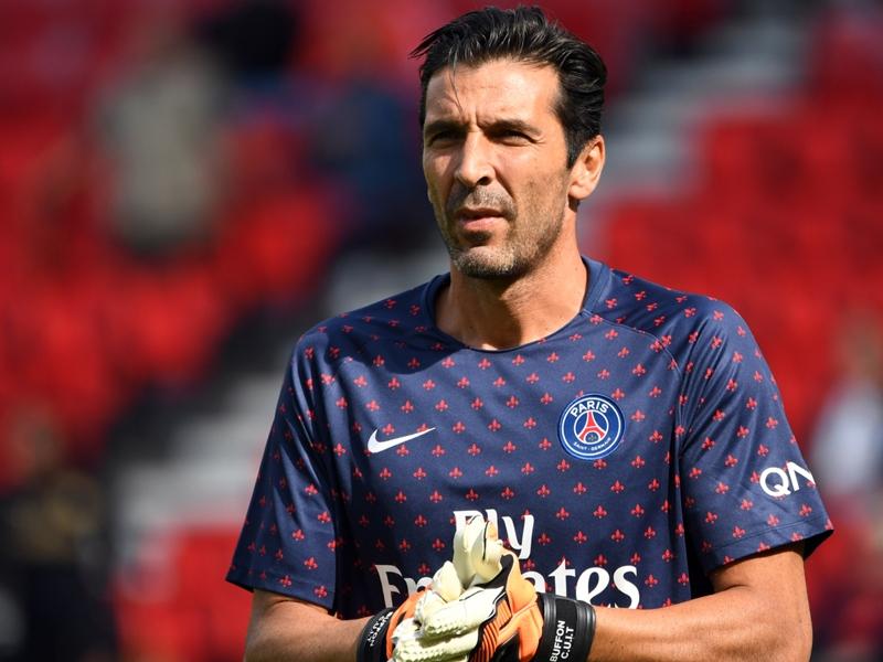 """Buffon estime que """"le PSG a besoin de temps"""" pour gagner la Ligue des champions"""