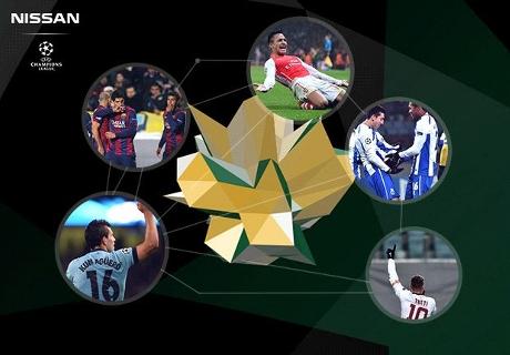 Stem op de UCL Goal van de Week!