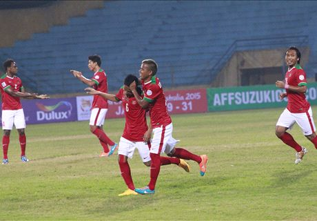 FT. Indonesia 5-1 Laos