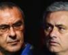Maurizio Sarri: Mourinho'ya saygı duymalıyız