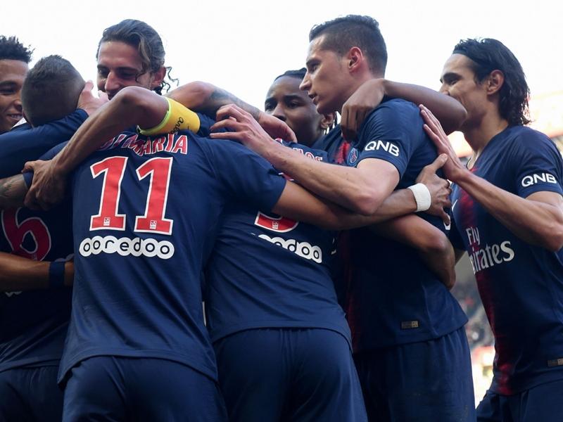 PSG-Amiens 5-0 - Au petit trot, Paris poursuit son sans-faute