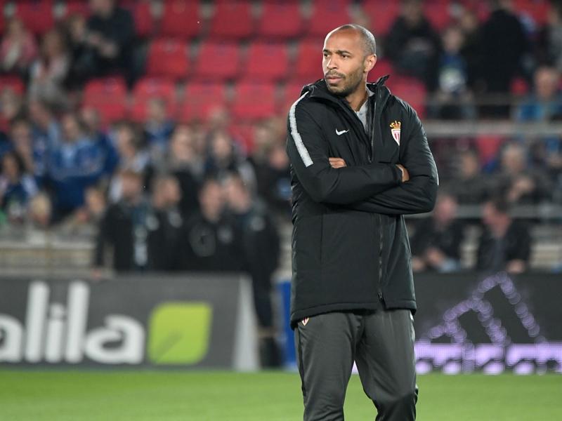 """Monaco, Thierry Henry : """"Je veux retenir du positif dans le négatif"""""""