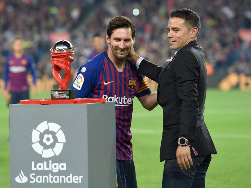 """Ligue des champions - Javier Saviola : """"Que Messi soit là ne fait pas de Barcelone le favori"""""""