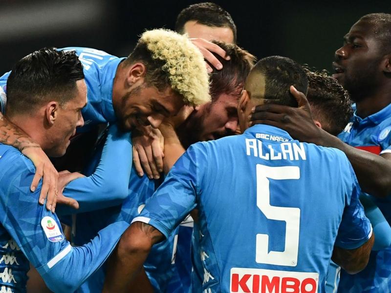 Udinese-Naples 0-3, le Napoli est prêt pour Paris