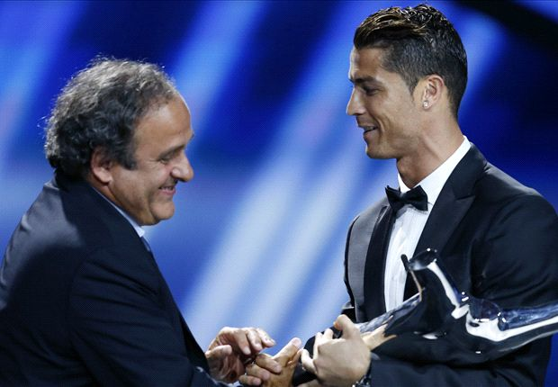 Debate: Are Real Madrid right to complain about Platini's Ronaldo snub?