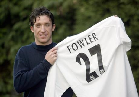 Leeds United Boyong Robbie Fowler